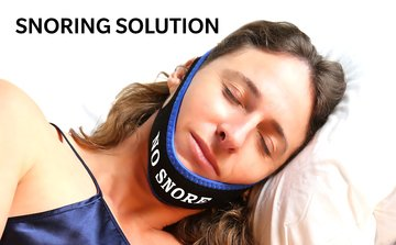 NoSnore - Anti Snoring Jaw Strap