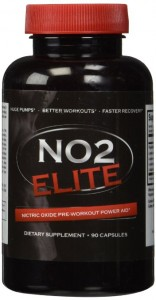 Pre-workout NO2 Elite Nitric Oxide Supplement