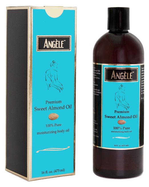 Angele Sweet Almond Oil