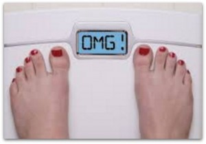 Weigh Yourself Naked