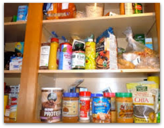 Clean Out Your Food Cabinet