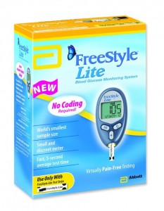 Abbott's Freestyle Lite Blood Glucose Meter Review