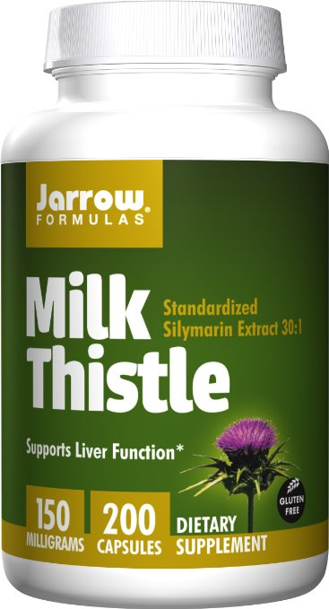 Jarrow Formulas Milk Thistle Review