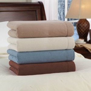 SoftHeat Luxury Micro-Fleece Electric Heated Queen Size Blanket