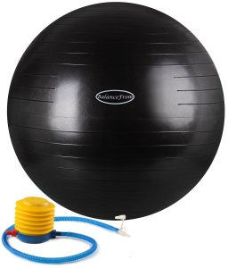 BalanceFrom Anti-Burst and Slip Resistant Fitness Ball