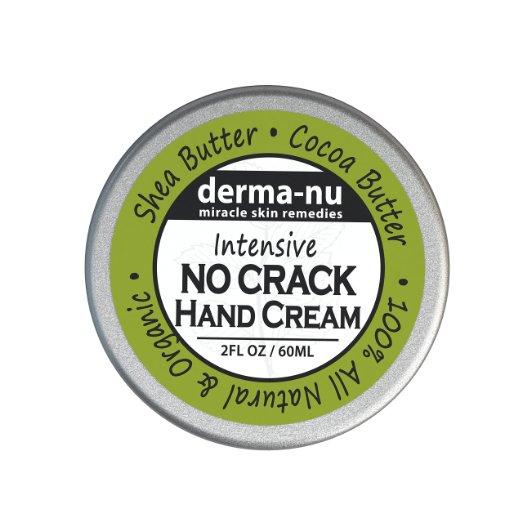 Derma-nu Miracle Skin Remedies Intensive No Crack Hand Cream