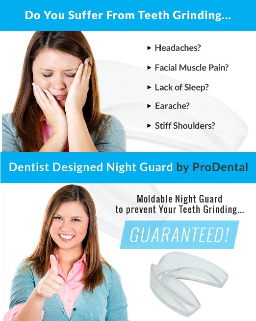 Review of Mouth Guard from ProDental