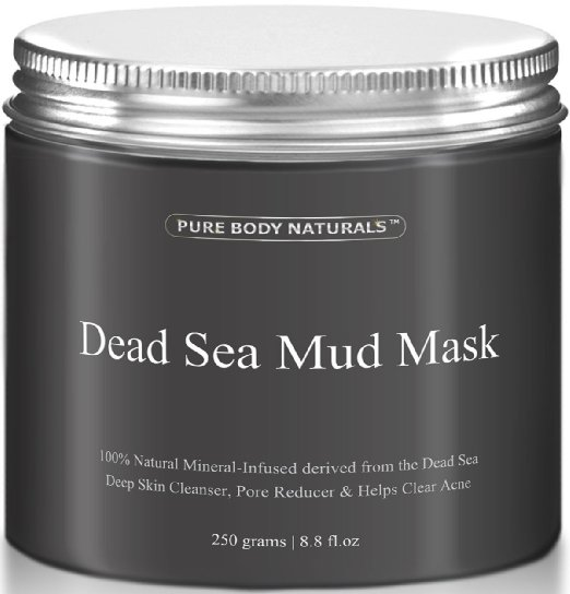The Best Dead Sea Mud Mask from Pure Body Naturals