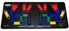 Review of the Complete Push-Up Training System from Maximum Fitness Gear