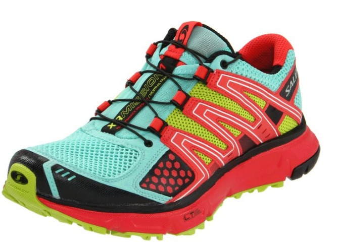 Salomon Women's XR Mission Running Shoe Review