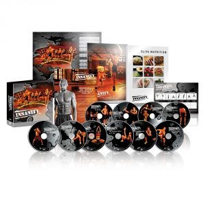 Beachbody Insanity DVD Workout