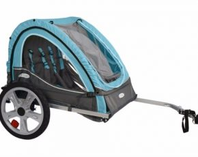 Instep Bike Trailer Reviews: Find the Best Child Bicycle Trailers for the Money by Pacific Cycle