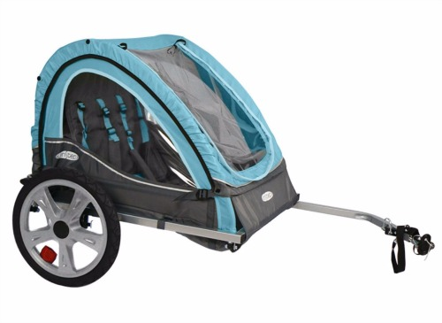 InStep Take 2 Bicycle Trailer Review