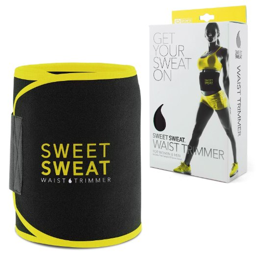 The revolutionary Sweet Sweat belt would certainly help, but you have to put in the required physical exertion to get all the benefits.