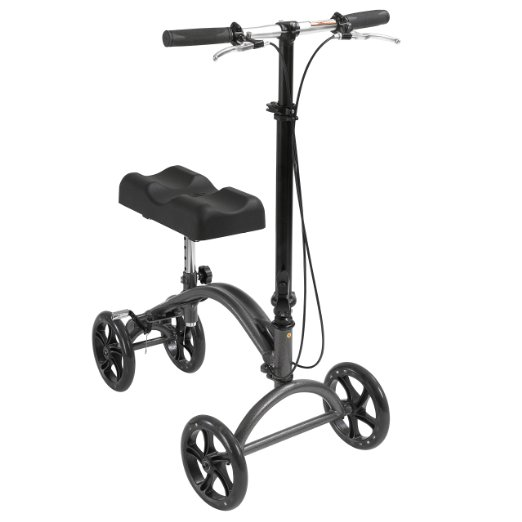 Drive Medical DV8 Aluminum Steerable Knee Walker Review