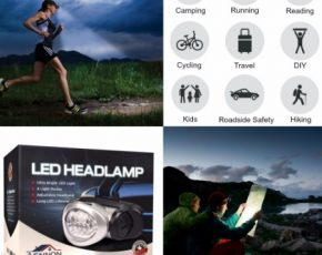 Running Headlamps Review
