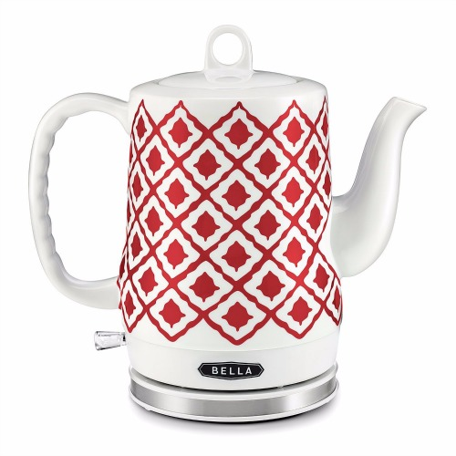 Bella Electric Ceramic Tea Kettle Review