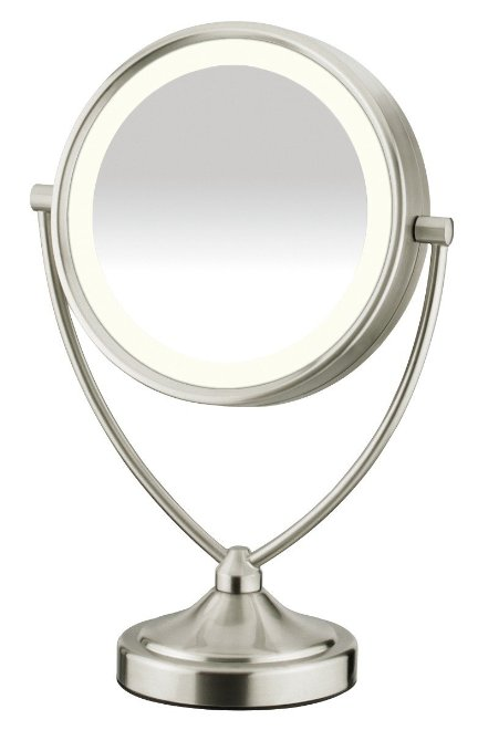Conair Natural Daytime Lighted Round Mirror Review