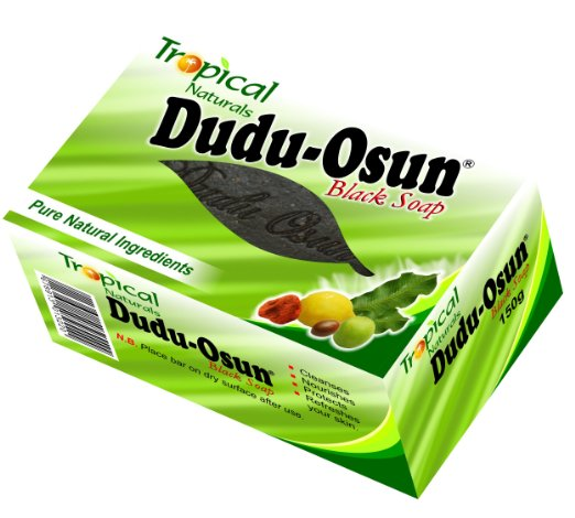 Dudu Osun African Black Soap Ingredients