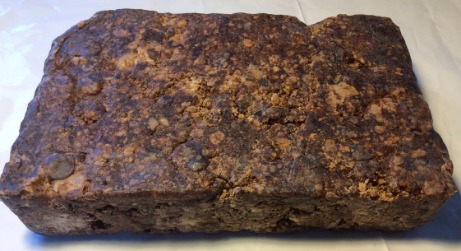 Natural Cosmetics African Black Soap 100% Pure Raw