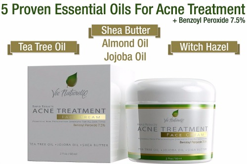 Vie Naturelle Acne Treatment Cream