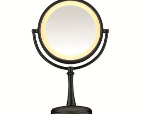 The Best Lighted Makeup Mirrors Preferred by Celebrities