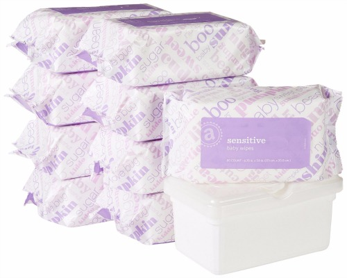 Amazon Elements Baby Wipes Reviews