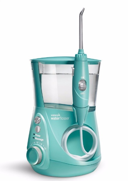 Waterpik WP-676 Aquarius Professional Water Flosser Review