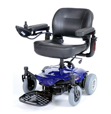 Drive Medical Cobalt X23 Power Wheelchair Review