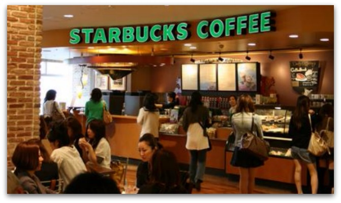 Brief History of the Starbucks Corporation