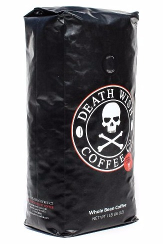 Death Wish Whole Bean Coffee Review