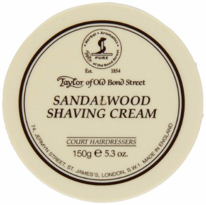 Taylor of Old Bond Street Shaving Cream Review