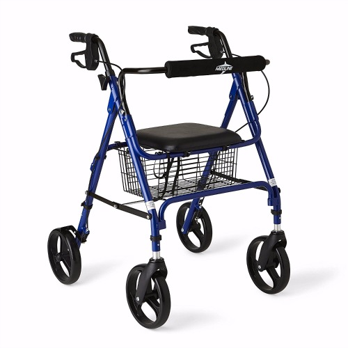 Medline Folding Rollator Walker Review