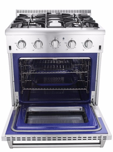 Cleaning Tips for Kitchen - Stoves
