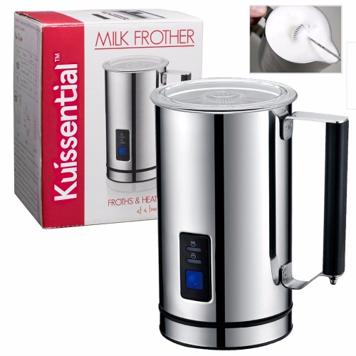 Kuissential Deluxe Automatic Milk Frother Review