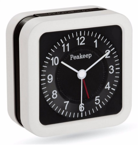 Peakeep Loud Melody Alarm Clock Review