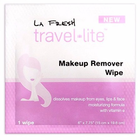 La Fresh Makeup Remover Cleansing Travel Wipes