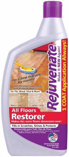 Rejuvenate Restorer RJ32F Floor Finish Reviews