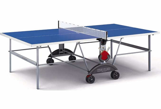 Kettler Top Star XL Weatherproof Table Tennis Table Review