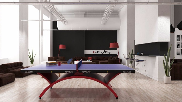 Killerspin Revolution Table Tennis Table Review