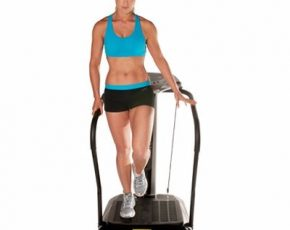 The Confidence Fitness Vibration Platform Machine Review
