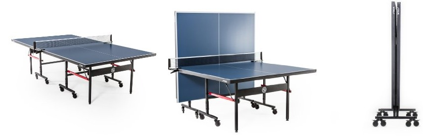 Stiga Advantage T8580W Table Tennis Table Review