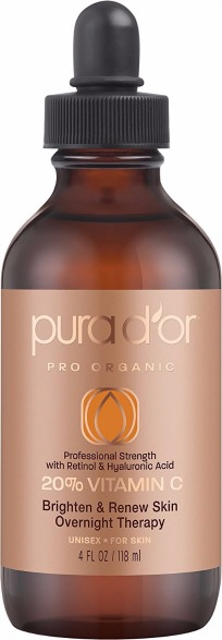 PURA D'OR 20% Vitamin C Serum