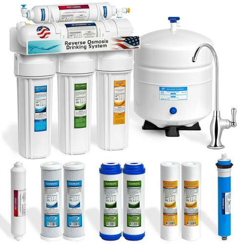 Express Water RO5DX Reverse Osmosis System Review