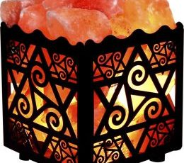 Some of the Pertinent Facts About Himalayan Salt Lamps