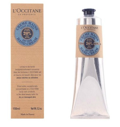L'Occitane Shea Butter Hand Cream Review
