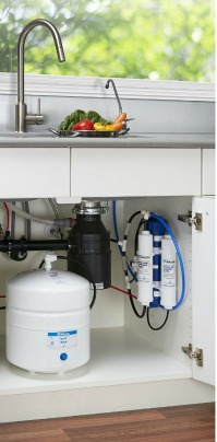 Home Master HydroPerfection Filtration Methods