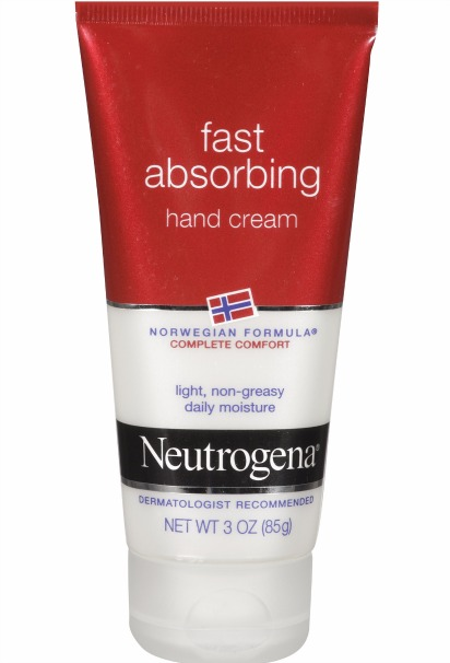 Neutrogena Norwegian Formula Fast Absorbing Hand Cream Review