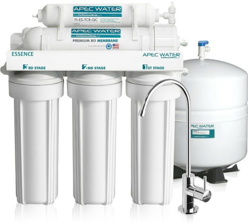 APEC ROES-50 Reverse Osmosis Water Filter Review