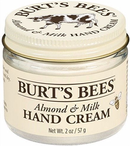 Burt's Bees Almond & Milk Hand Cream Review